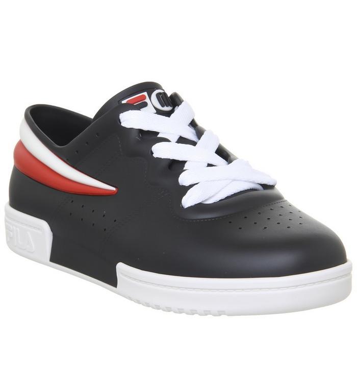 Mel Fila Melissa Sneaker + Fila NAVY