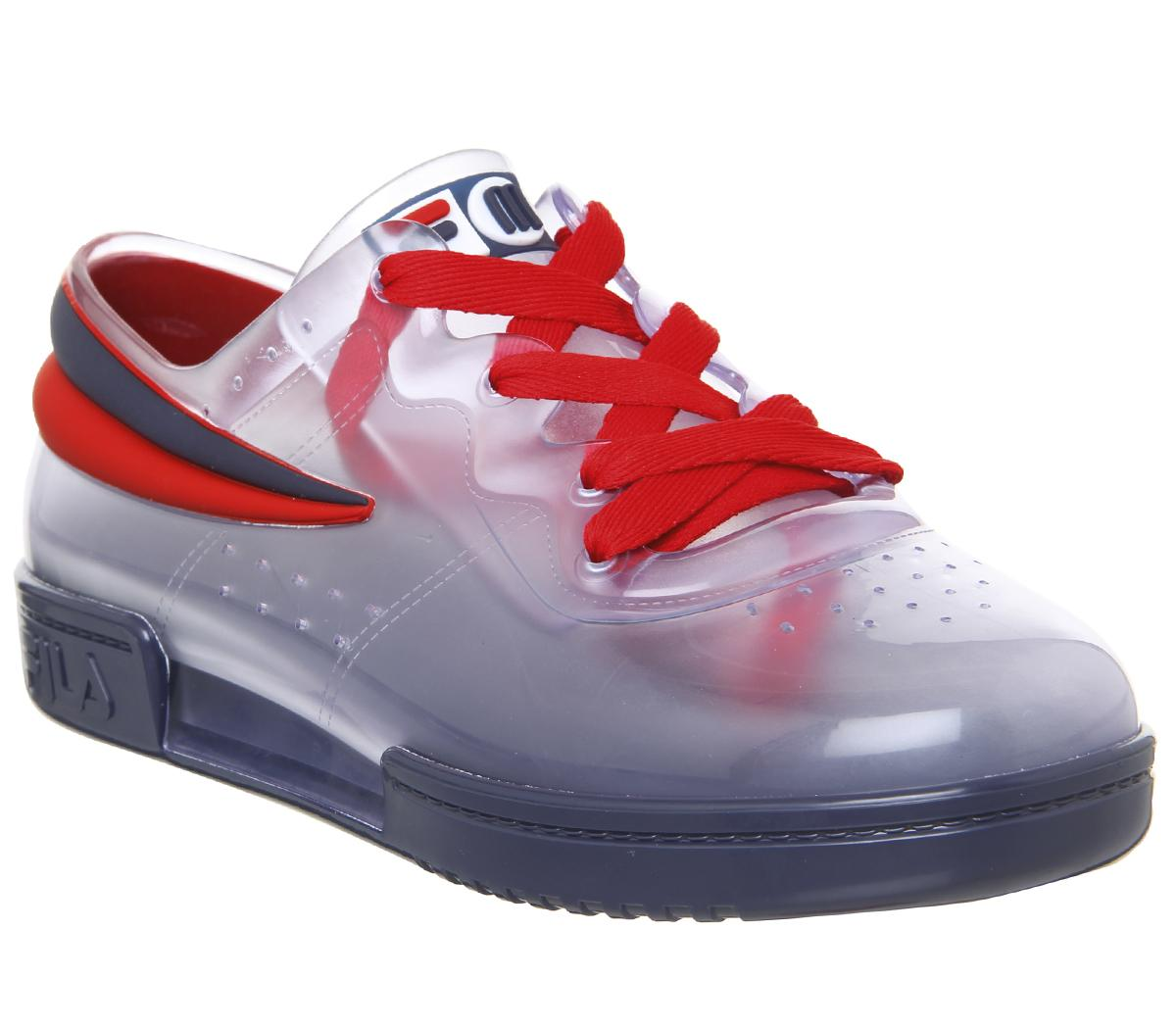 Melissa x Fila Sneakers