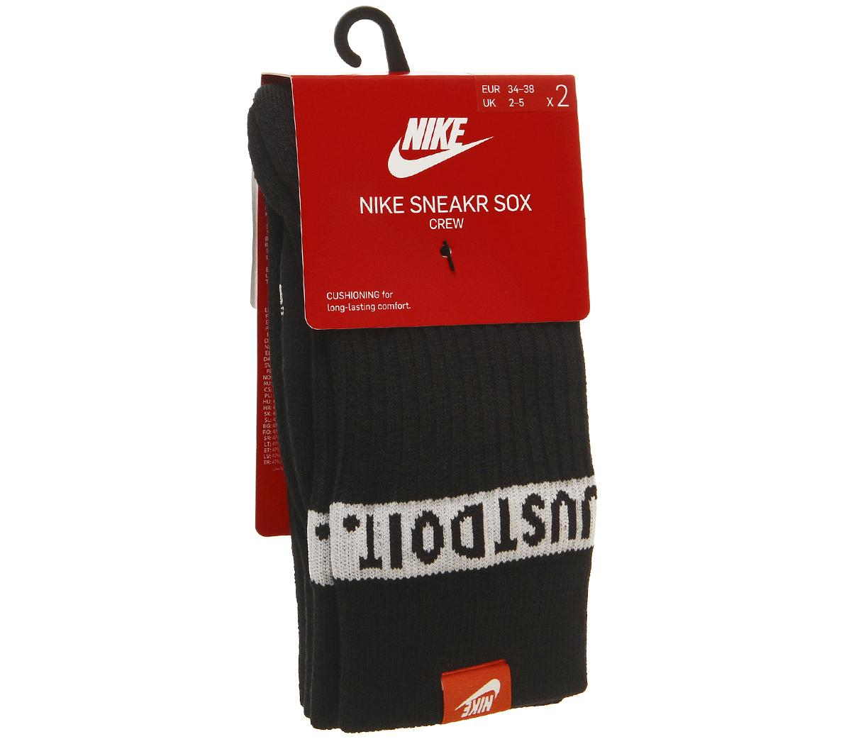 Sneaker Sox Crew Sock 2 Pairs