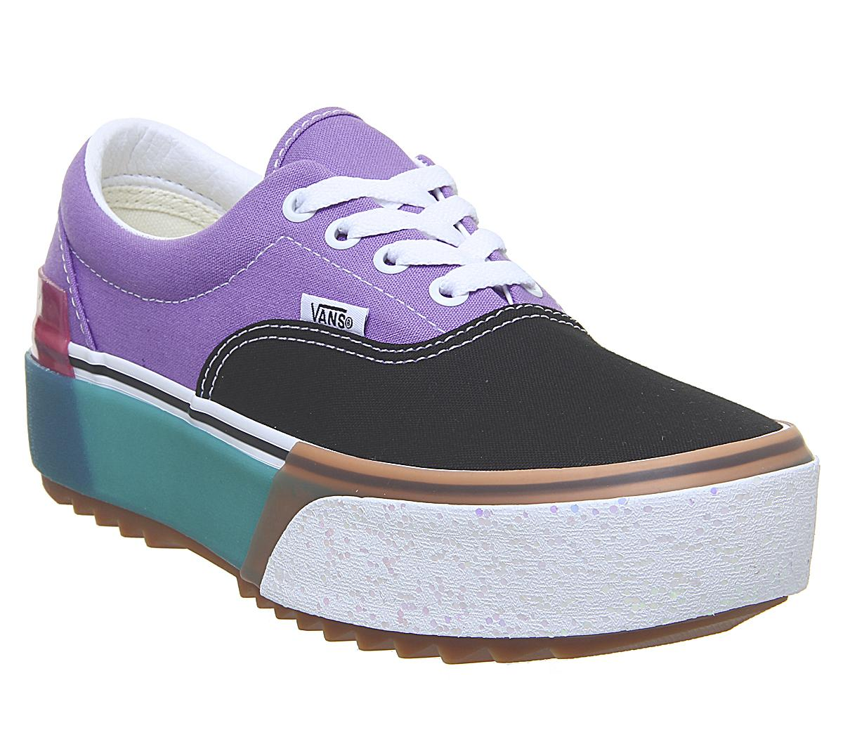 Era Stacked Trainers