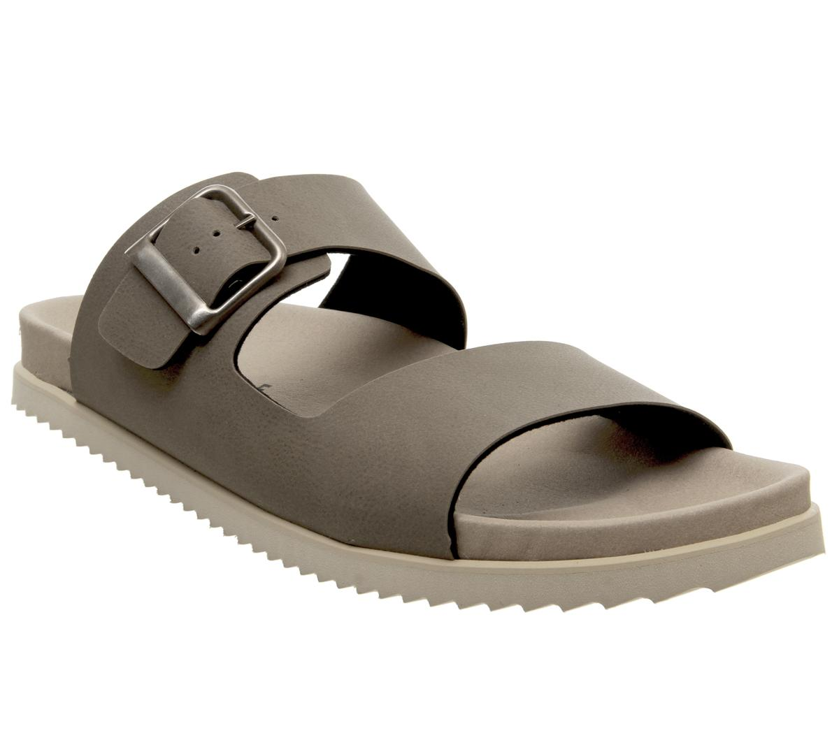 Laganas One Buckle Sandals