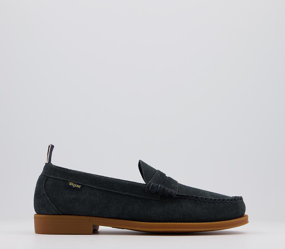 Weejuns II Larson Suede Loafers