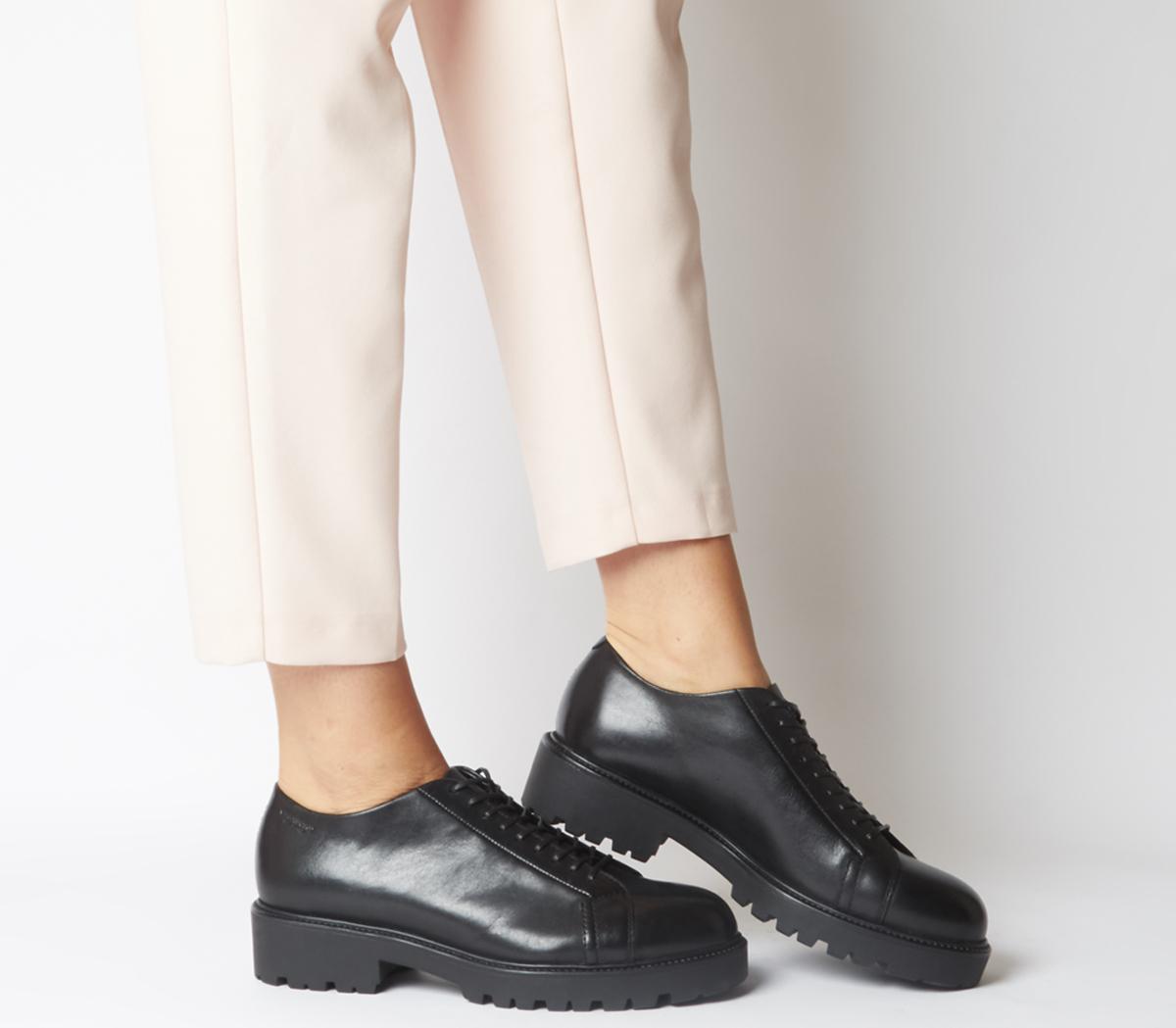 Vagabond Kenova Monkey Shoe Black - Flats