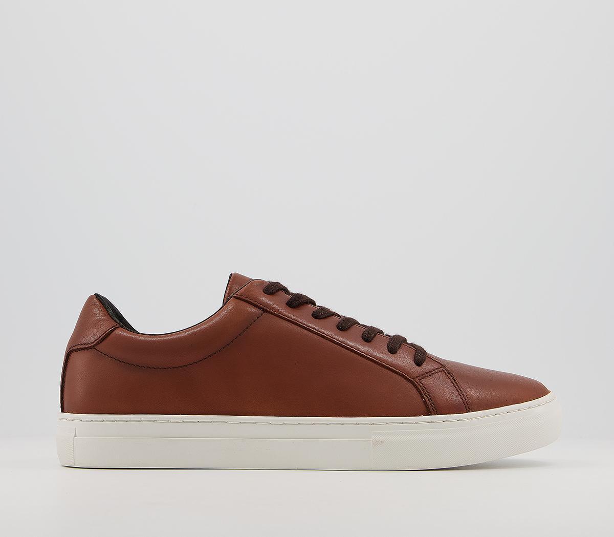 Vagabond Paul Sneakers Tan - His trainers