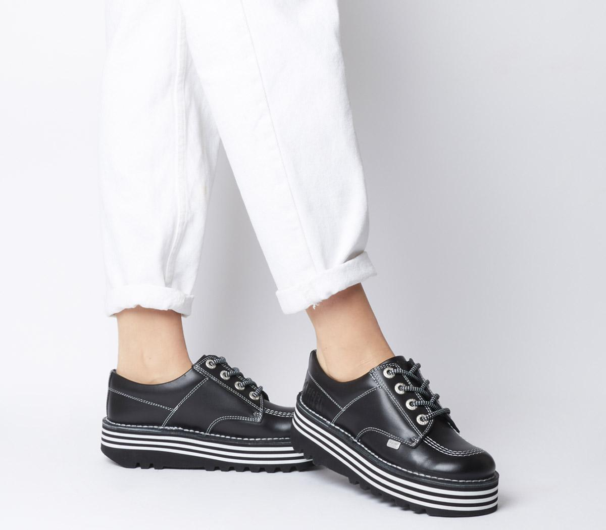 Kick Lo Ragged Shoes