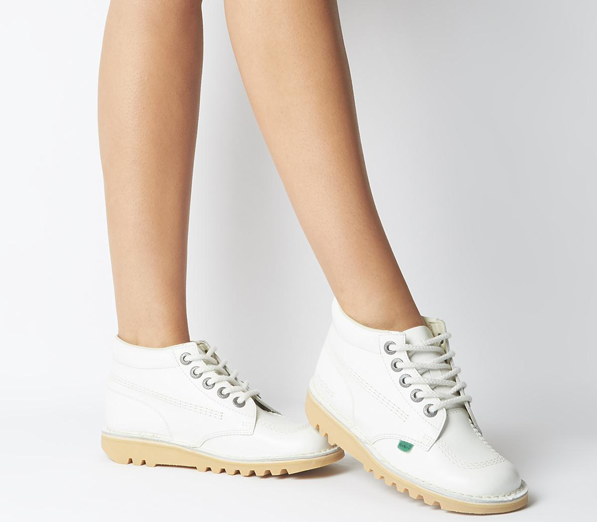 Kickers Kick Hi White | Goodhood