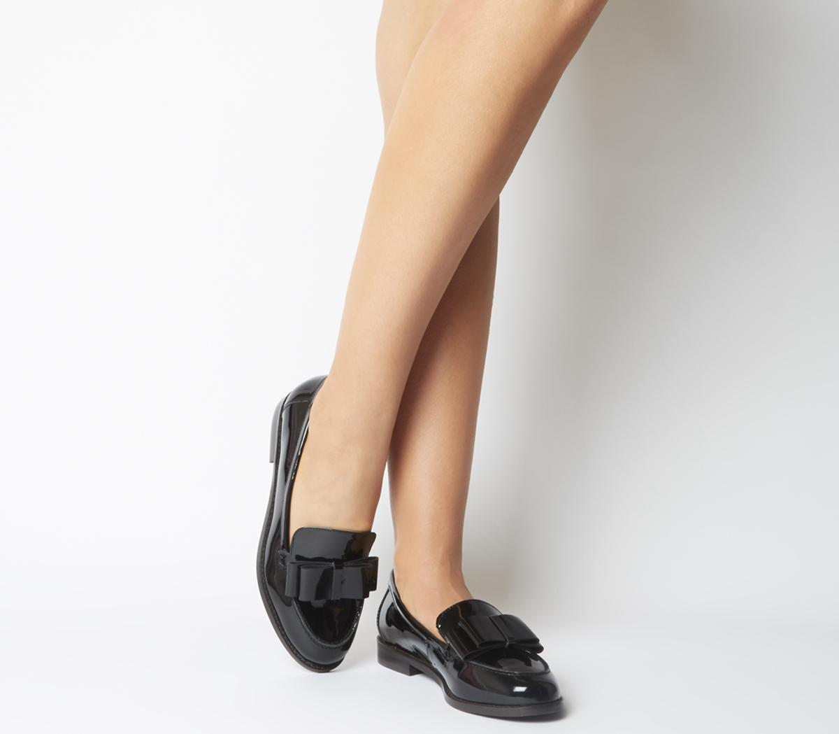 Feodora Bow Loafers