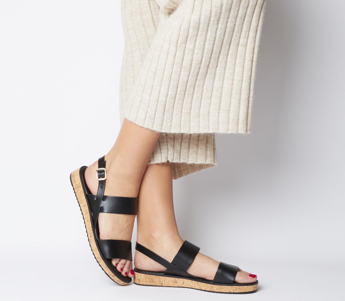 Sense Cork Sole Sandals