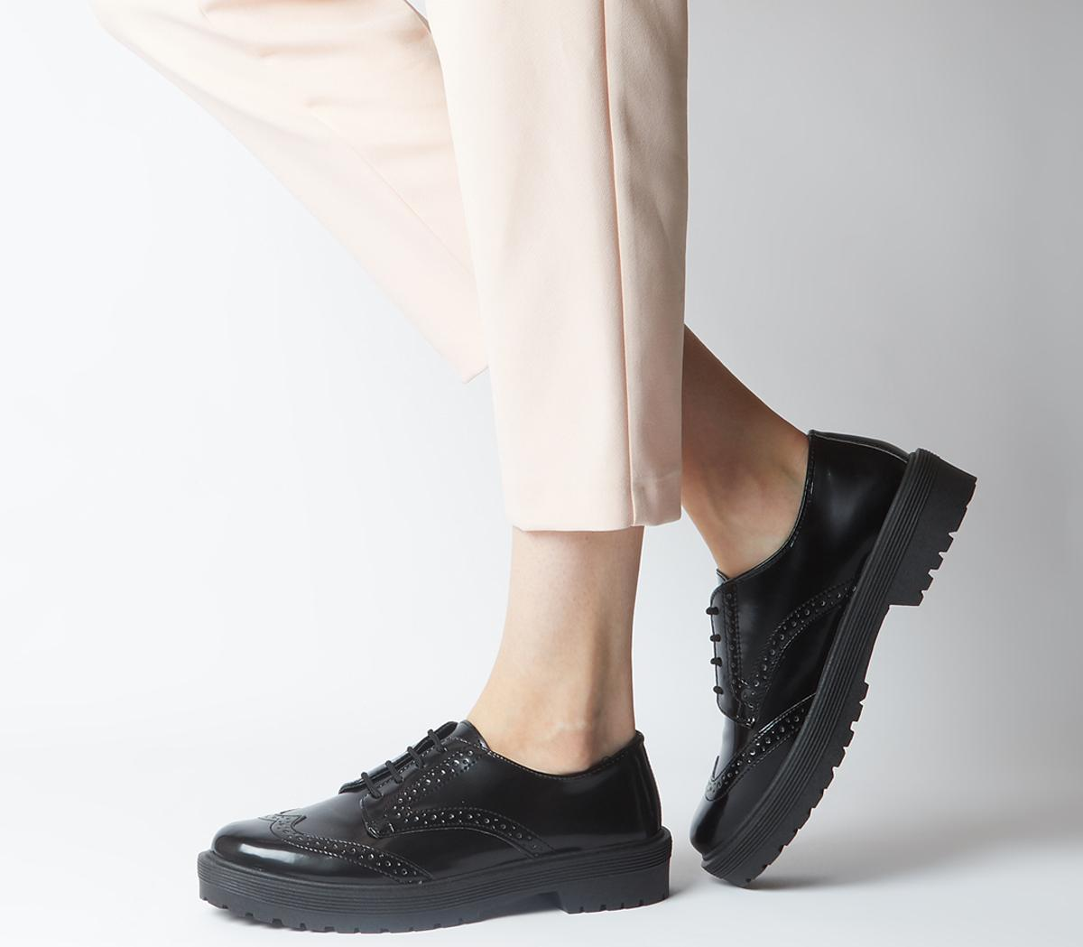Fides Chunky Brogues