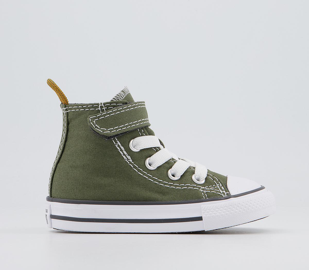 All Star Hi 1vlace Trainers