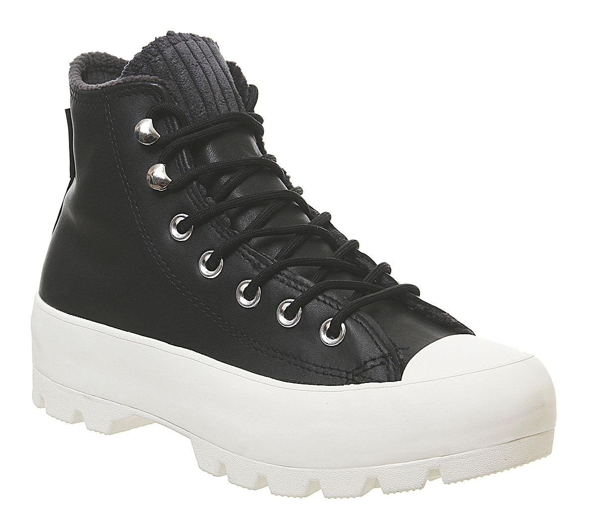 Chuck Taylor All Star Lugged Hi Trainers