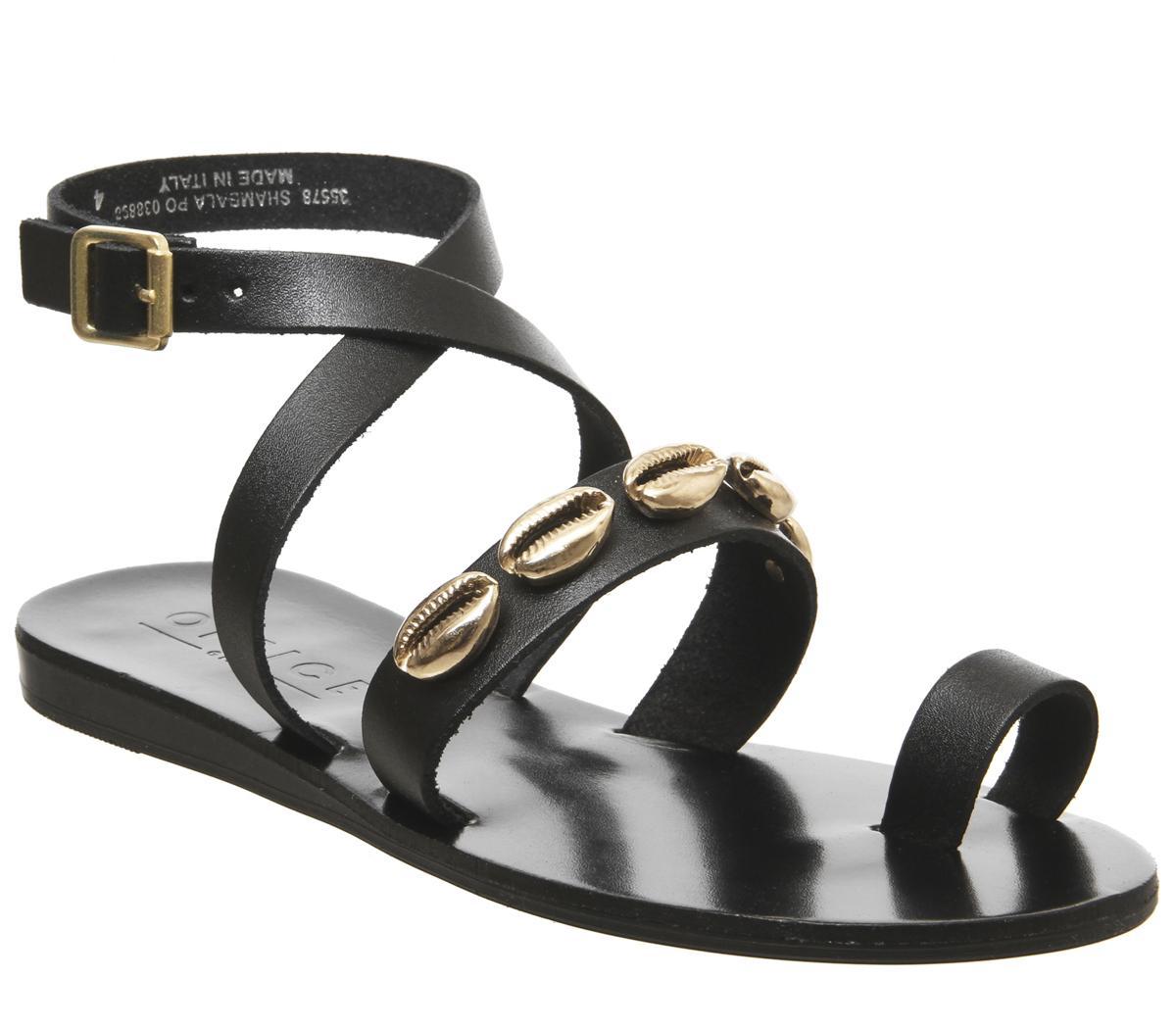 Shambala Shell Sandals