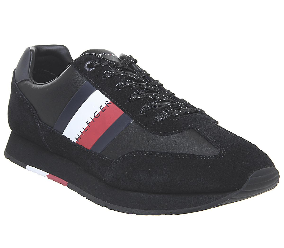 Corporate Leather Flag  Trainers