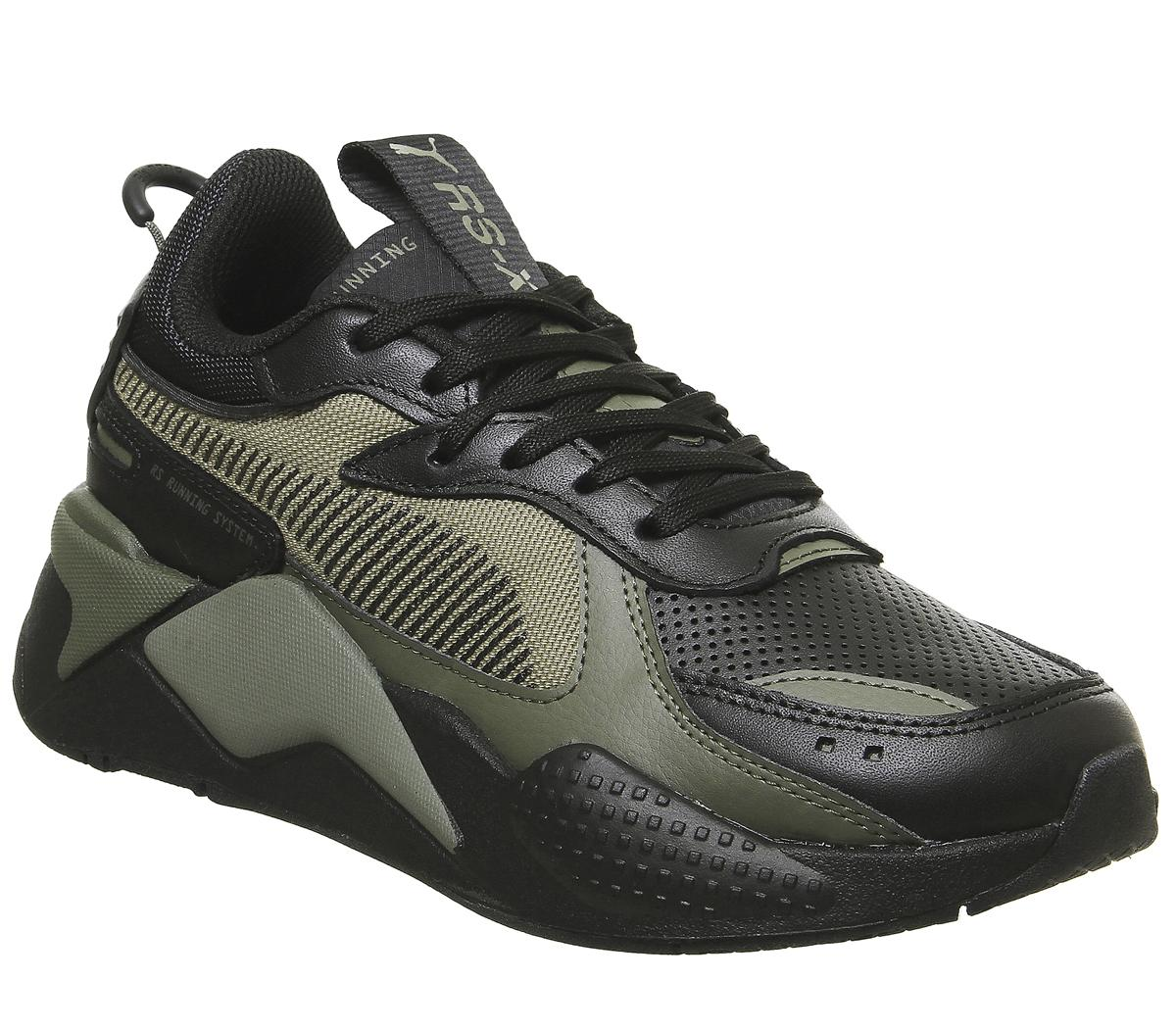 Rs-x Winterized Trainers