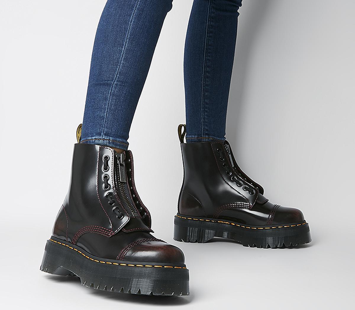 Sinclair Zip Boots