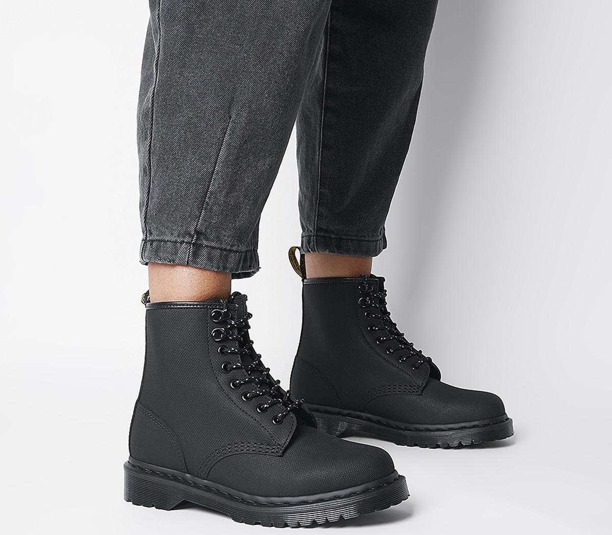 8 Eye Hiker Boots