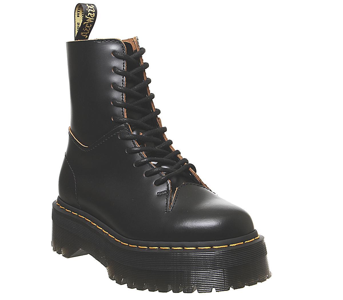 Dr. Martens Jadon Decon Boots Black