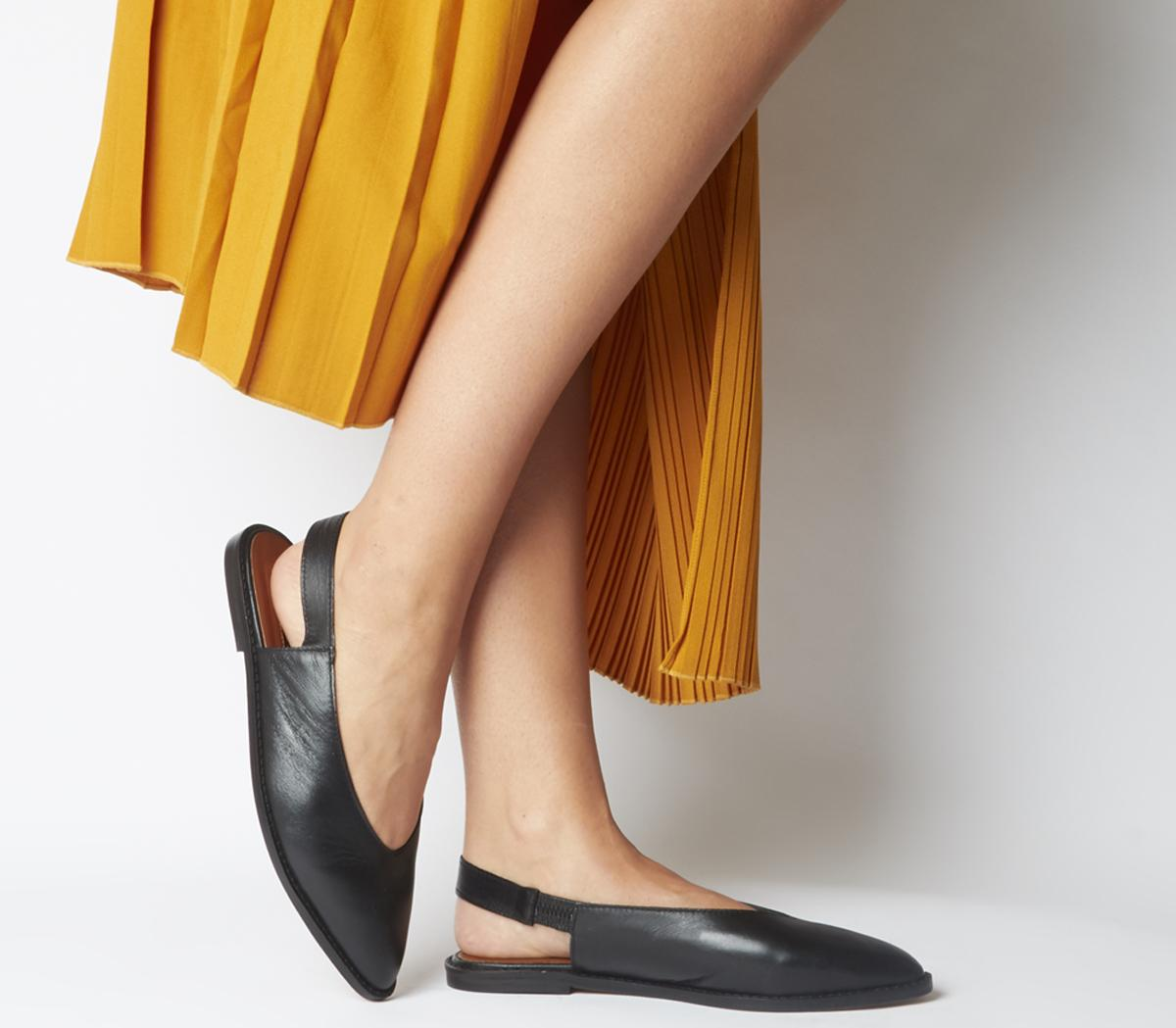 Forte Point Slingback Shoes