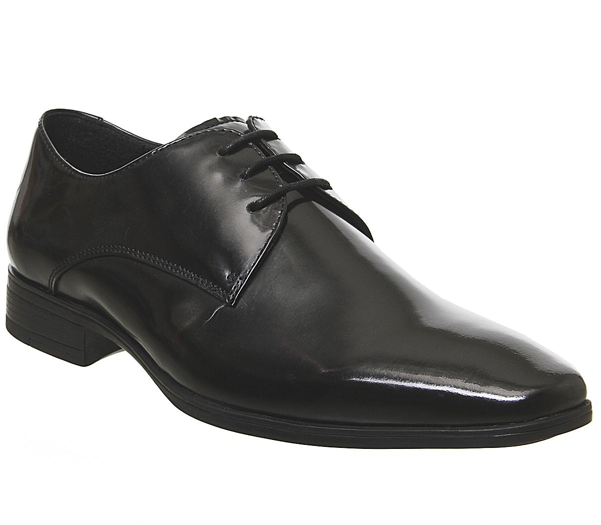 Macro Derby Shoes