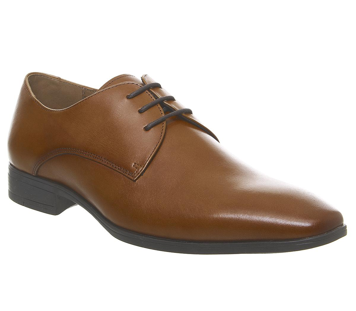 Micro Derby Shoes