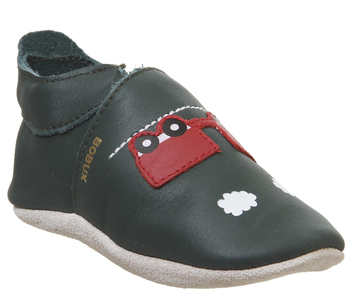 Bobux Soft Soles Classic Forest