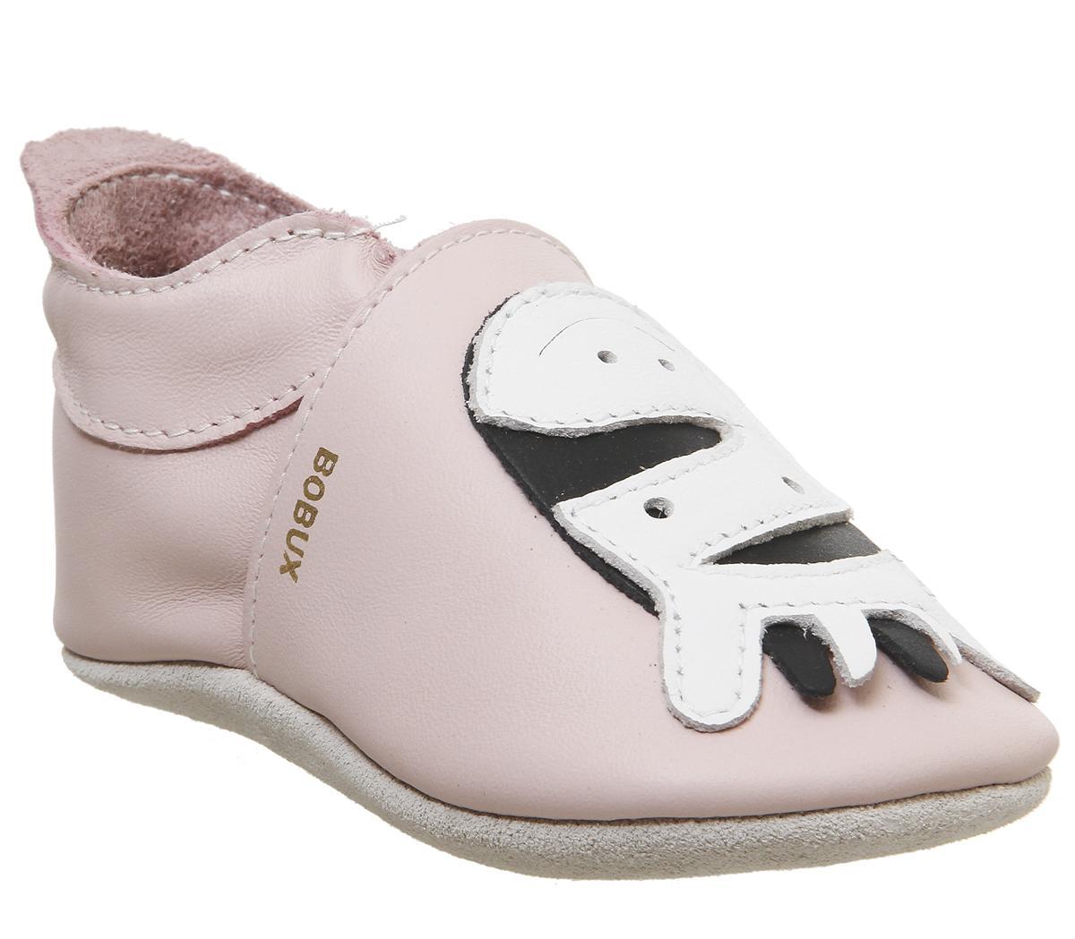 Bobux Soft Sole Crib Shoes Blossom