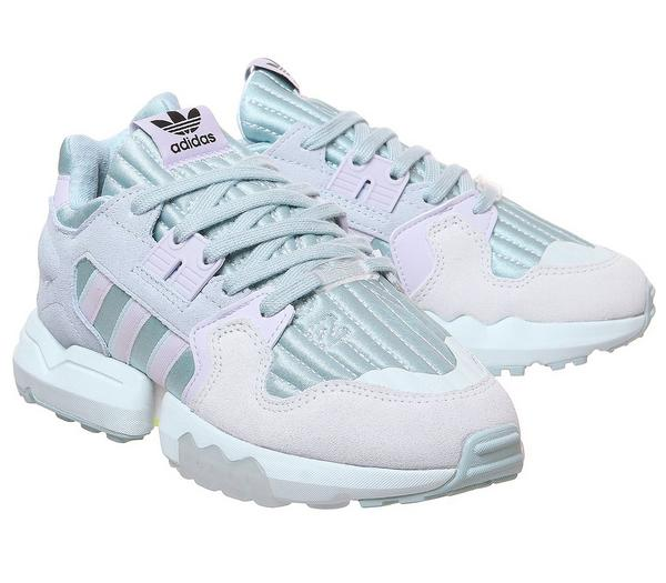 adidas Zx Torsion Trainers Ash Grey - Hers trainers R3R7Uei