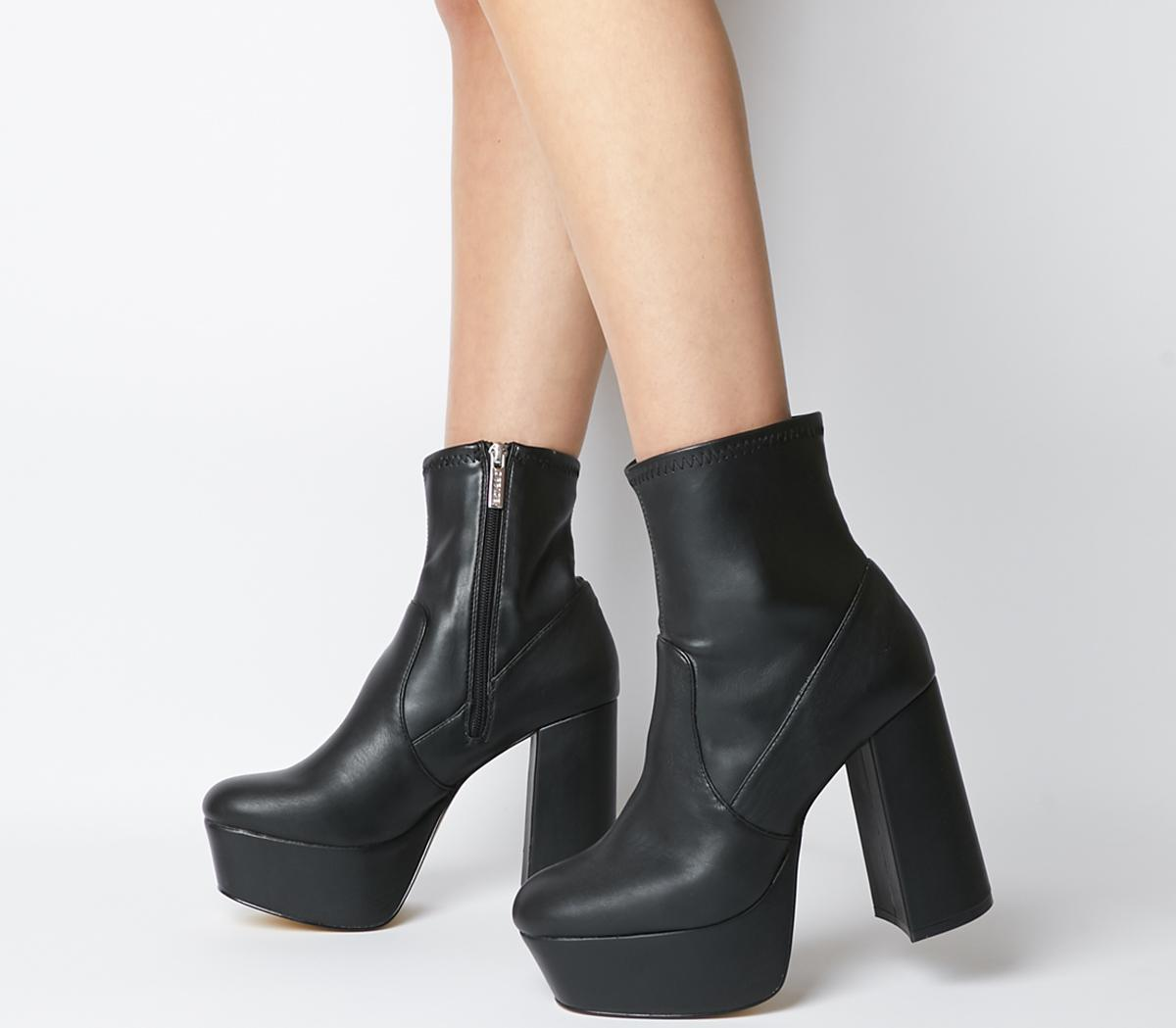 Another Level Extreme Platform Boots