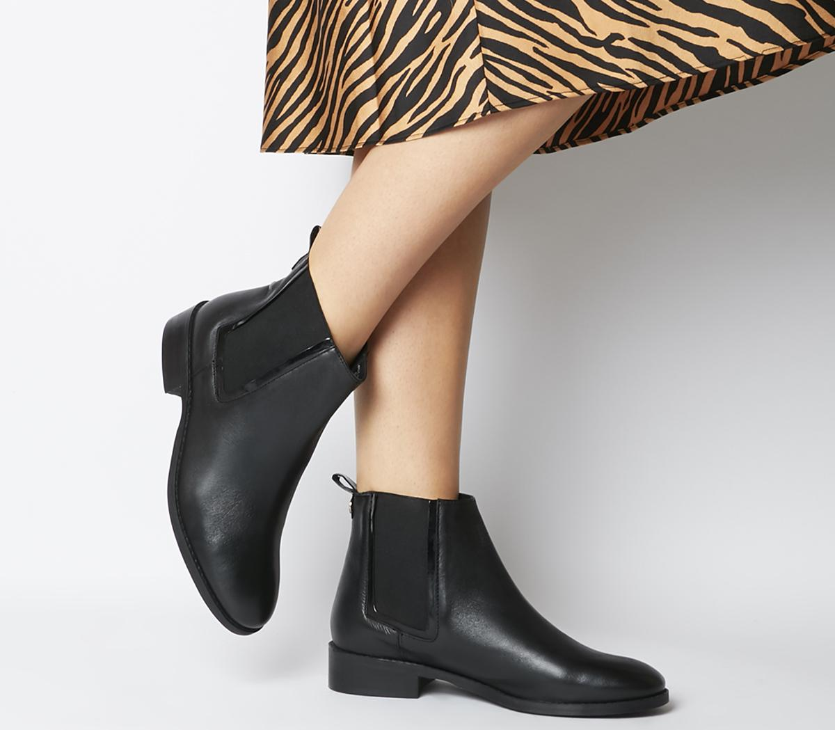 Acorn Feature Chelsea Ankle Boots
