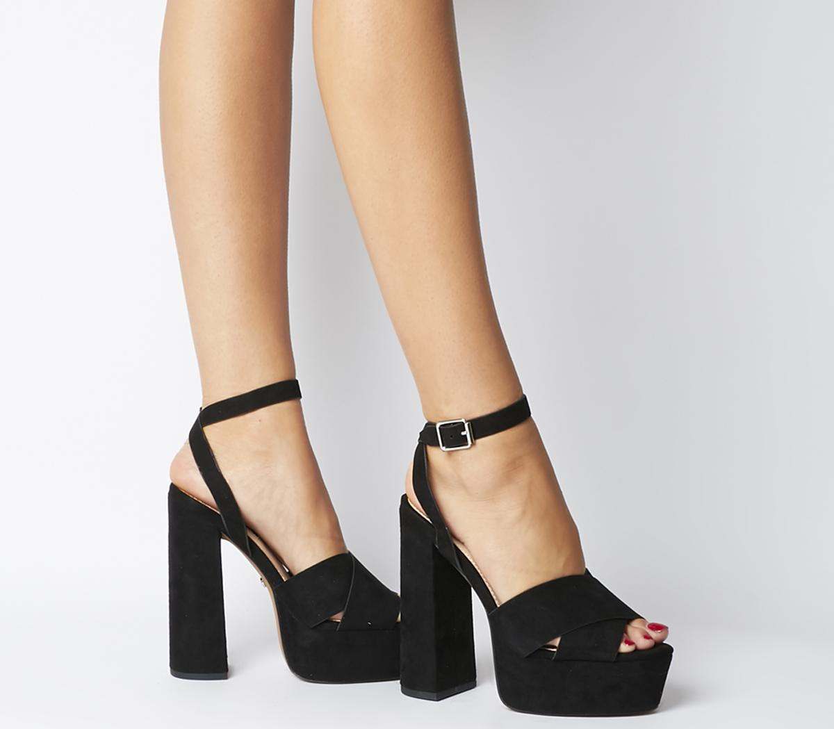Highflying Extreme Platform Heels
