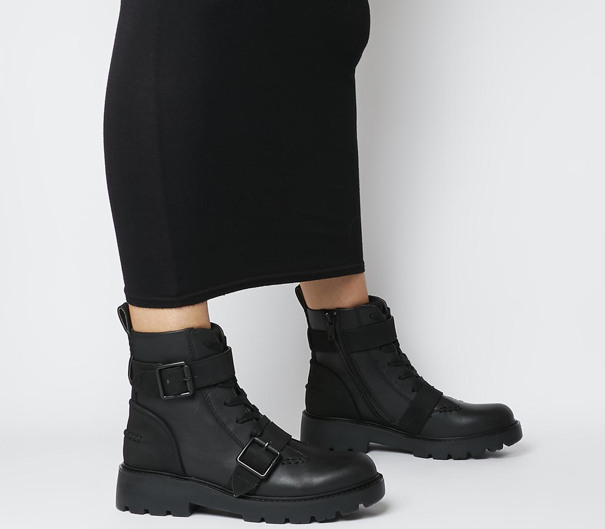 UGG Noe Boots Black - Ankle Boots