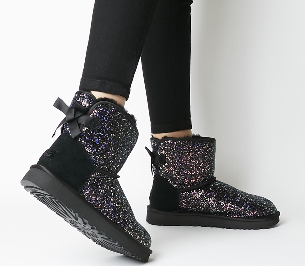 Classic Mini Bow Cosmos Boots