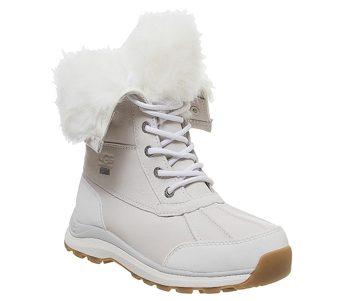 UGG Adirondack Boot Iii White - Online