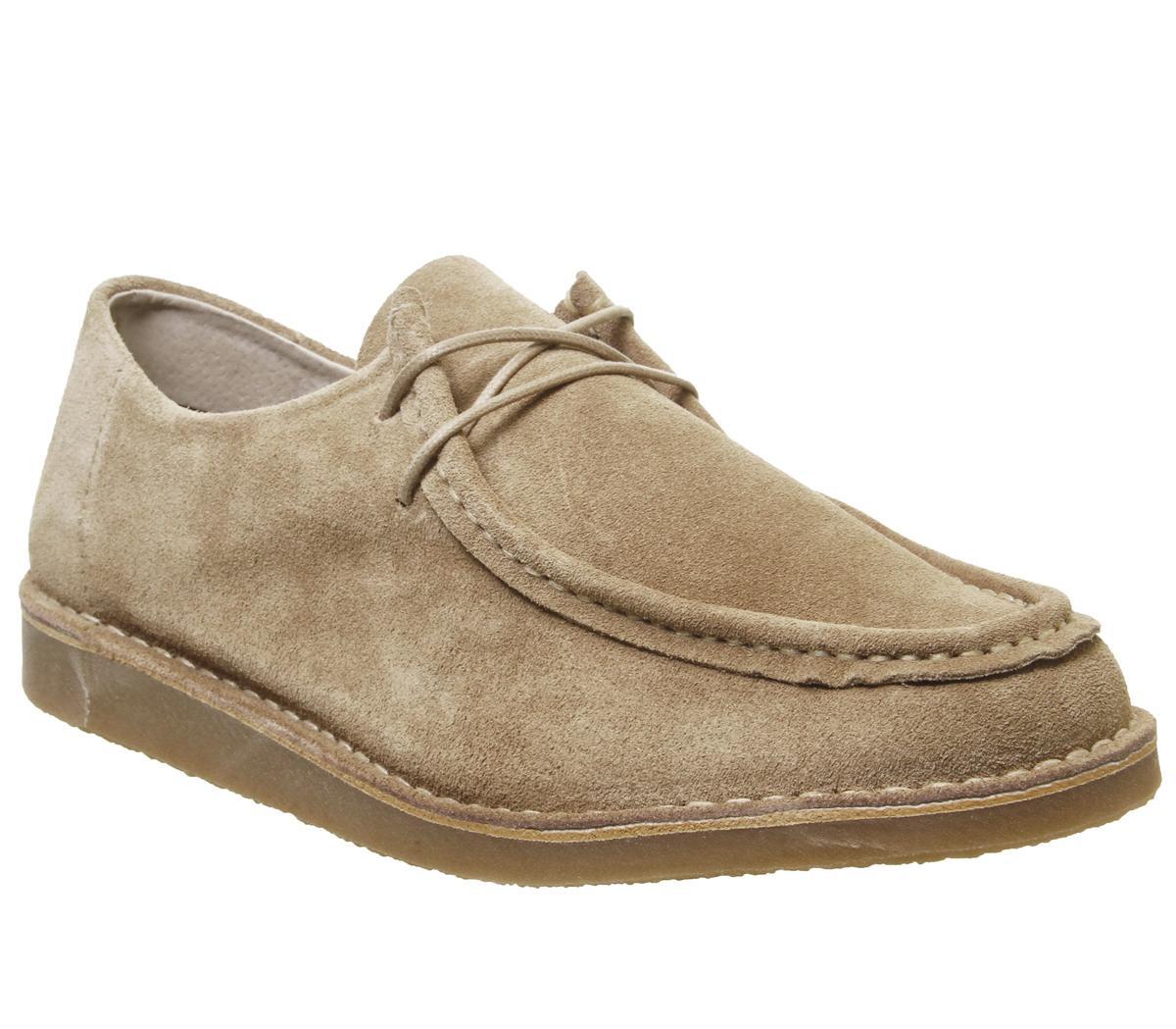 Cain Apron Toe Shoes