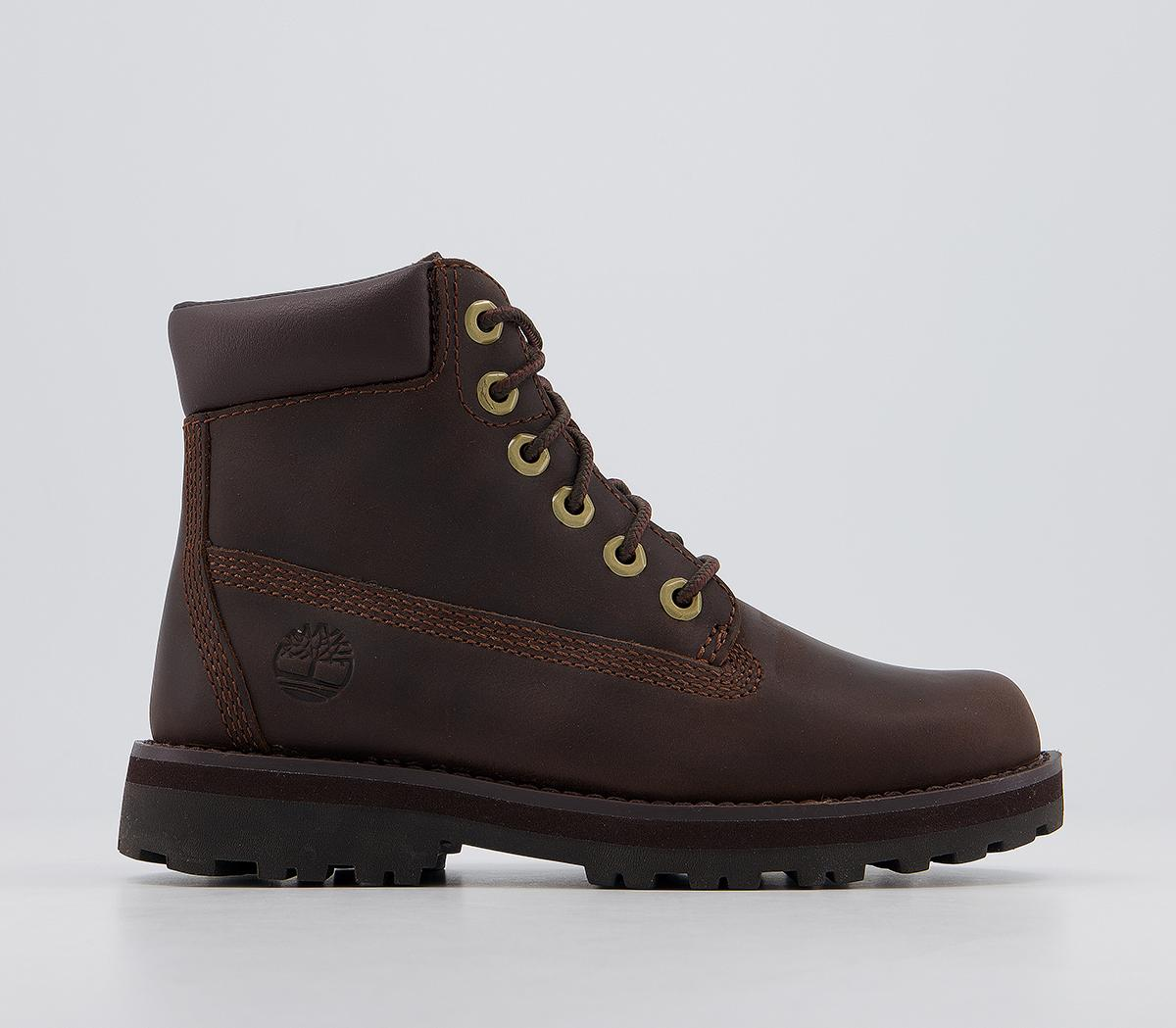 Courma 6 Inch Boots Youth