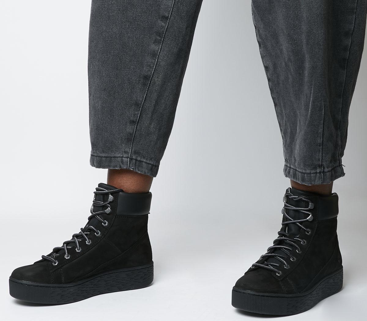 Marblesea Hightop Sneakers