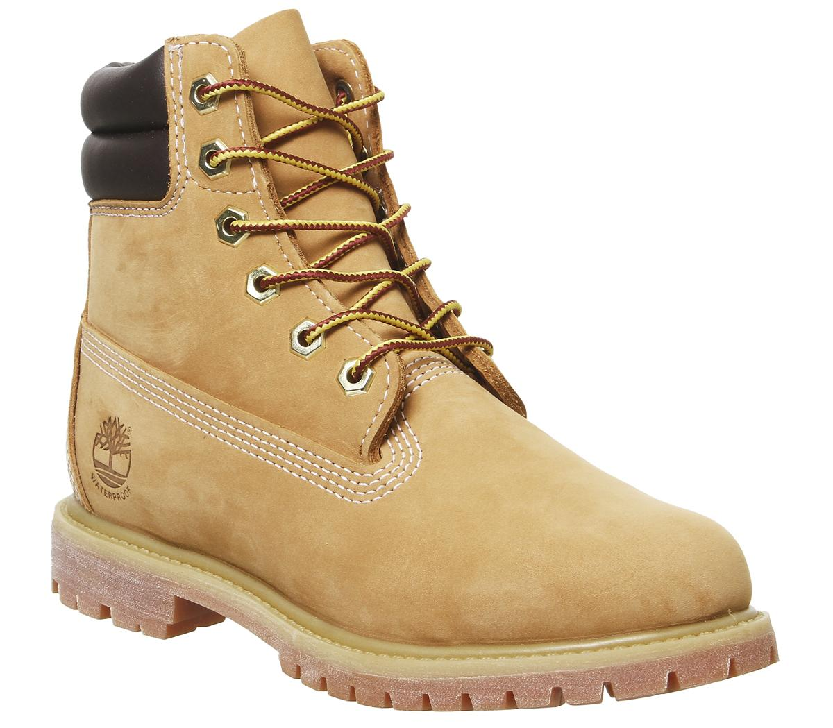 Waterville 6 Inch Double Boots