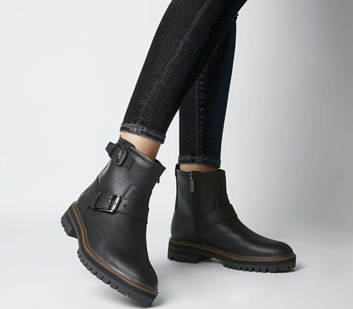 London Square Biker Boots
