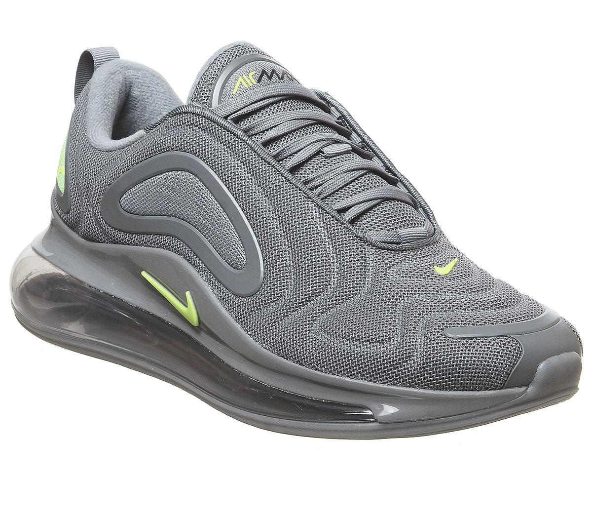 Nike Air Max 720 Trainers Cool Grey