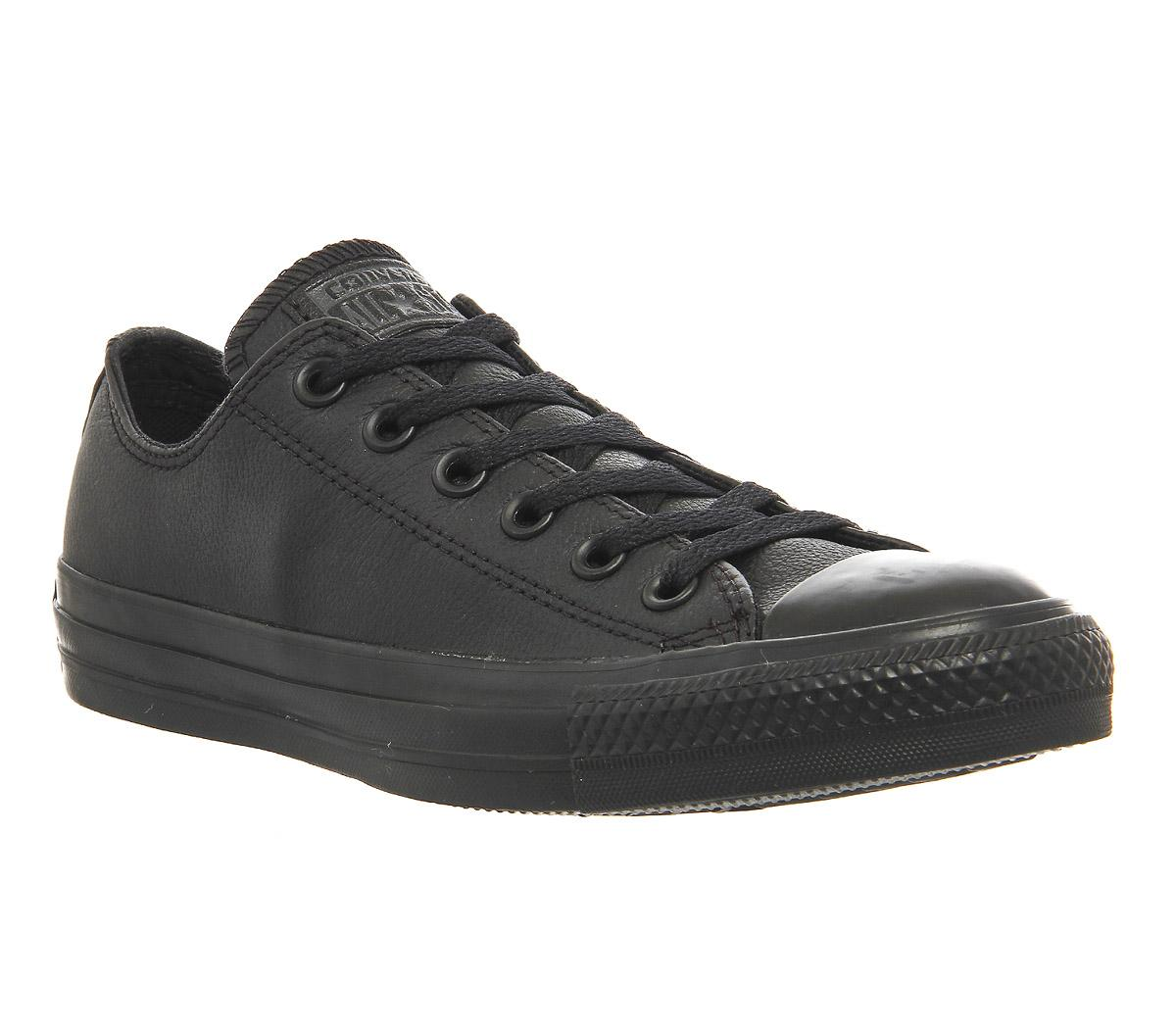 All Star Low Leather Flash