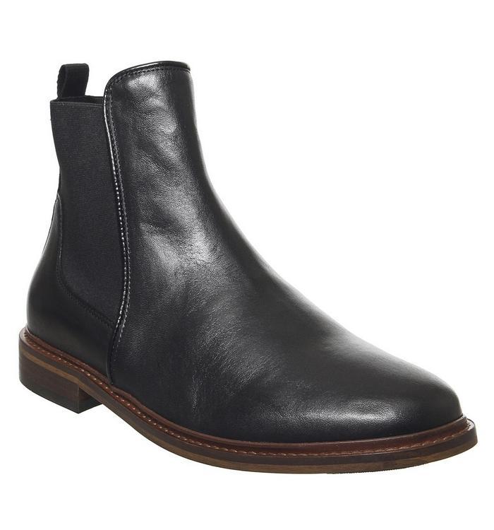 Shoe the Bear Shoe the Bear Wyatt Chelsea BLACK