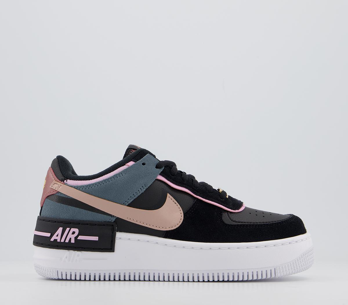Nike Air Force 1 Shadow Black Metallic Red Bronze Light Artic Pink Unisex Sports Air force one just had a near miss with a drone according to reporter onboard (updated). air force 1 shadow