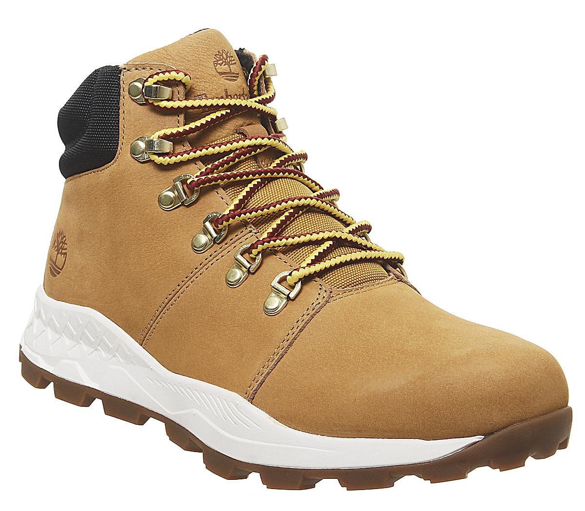 Brooklyn Low Hiker Boots