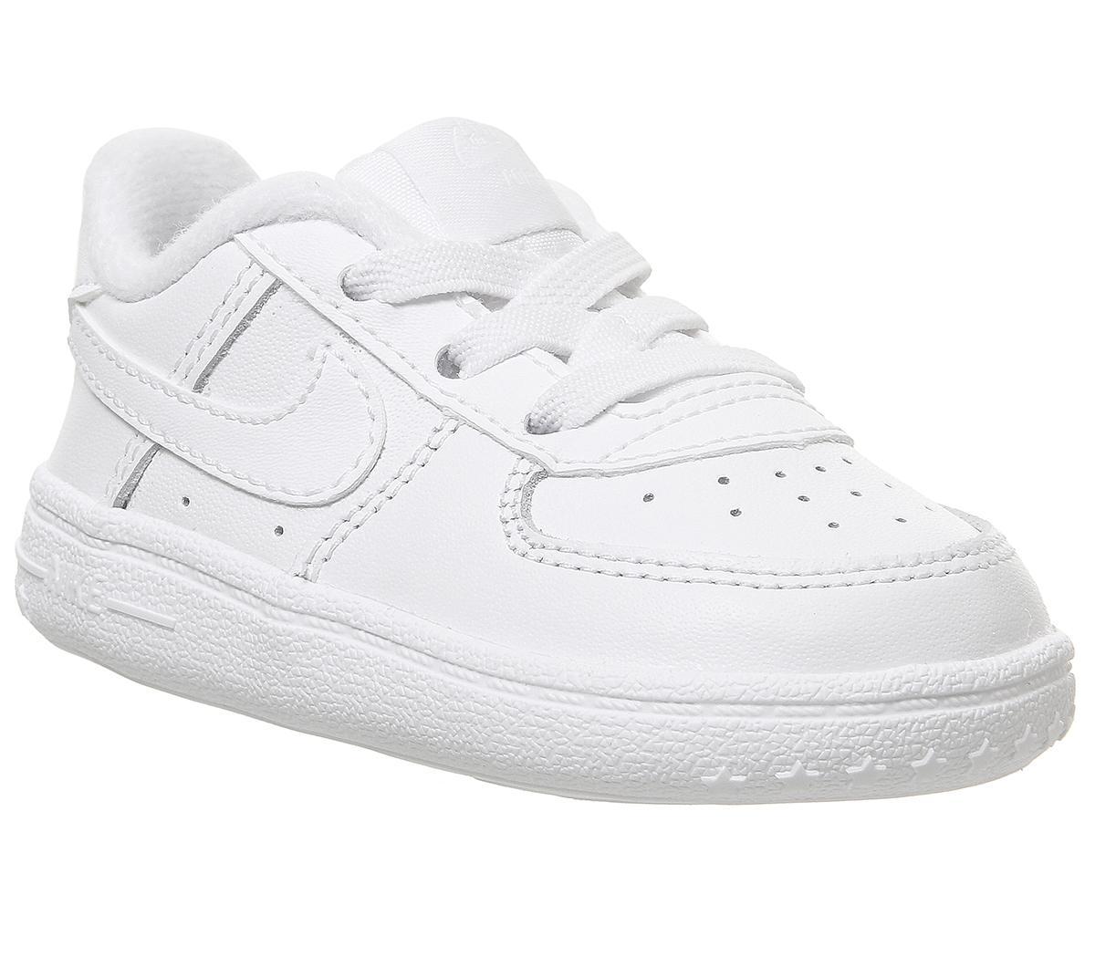 Nike Air Force 1 Crib White - Unisex