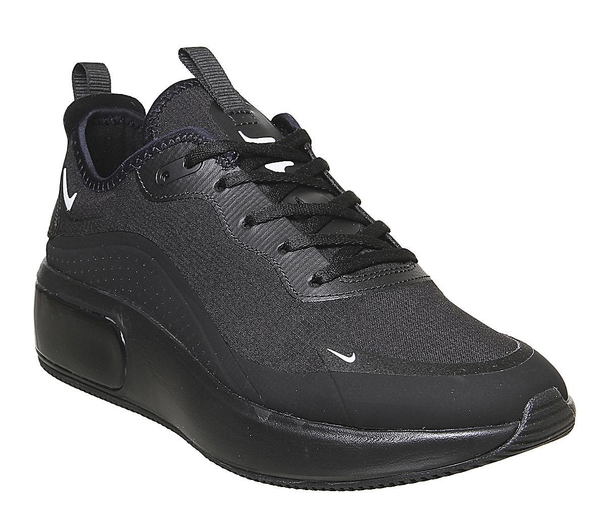 Nike Air Max Dia Trainers Black