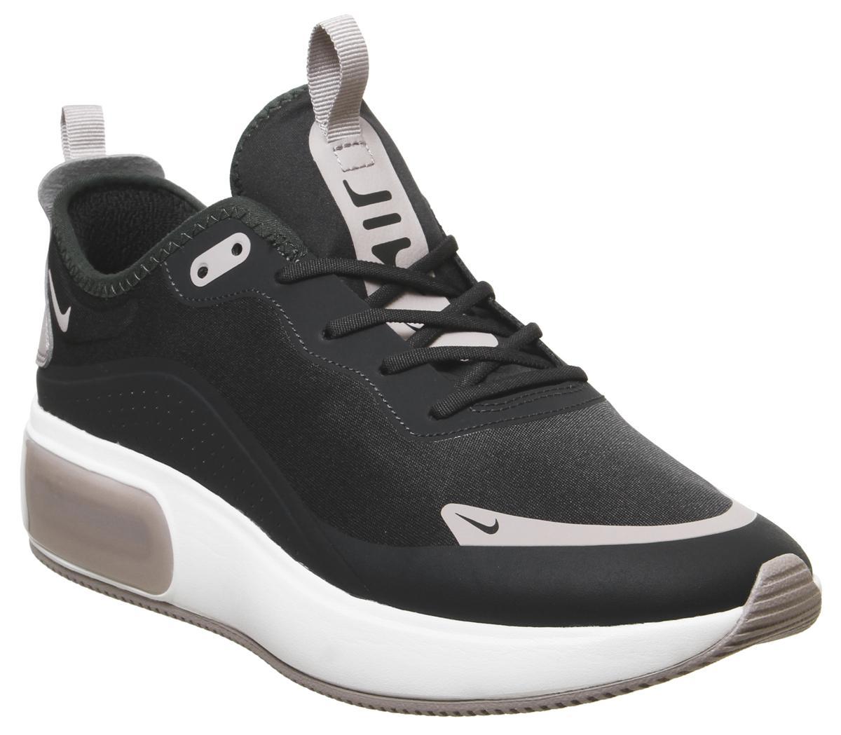 obtener online genuino mejor calificado tecnologías sofisticadas Nike Air Max Dia Trainers Off Noir Pumice Black Summit White ...