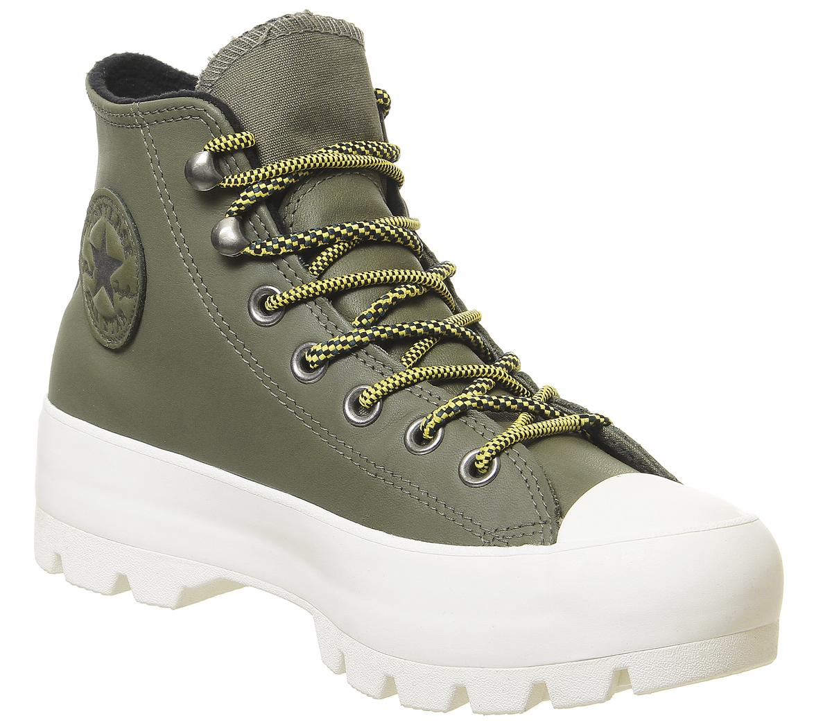 All Star Lugged Waterproof Nylon Boots