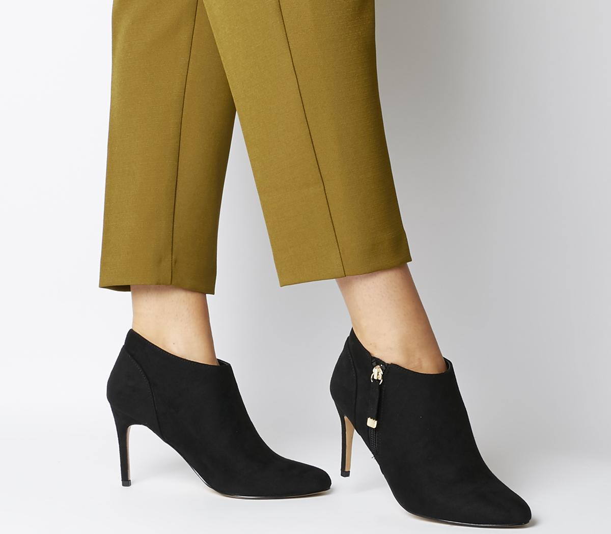 Mandy Shoe Zip Shoeboots