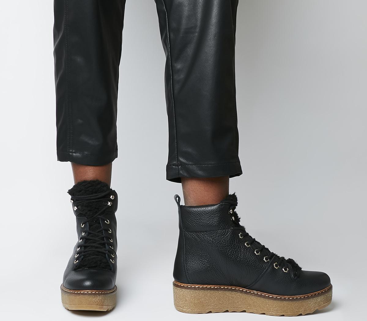 Bex L Lace Boots