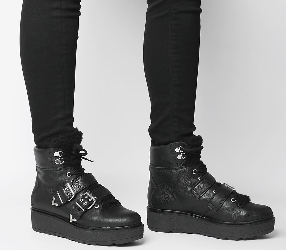 Bex Buckle L Boots